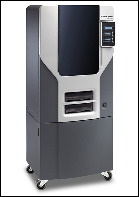 Stratasys' Fortus 250mc 3D printer - VECTARE